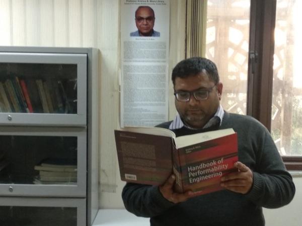 Gautam Buddha University Library