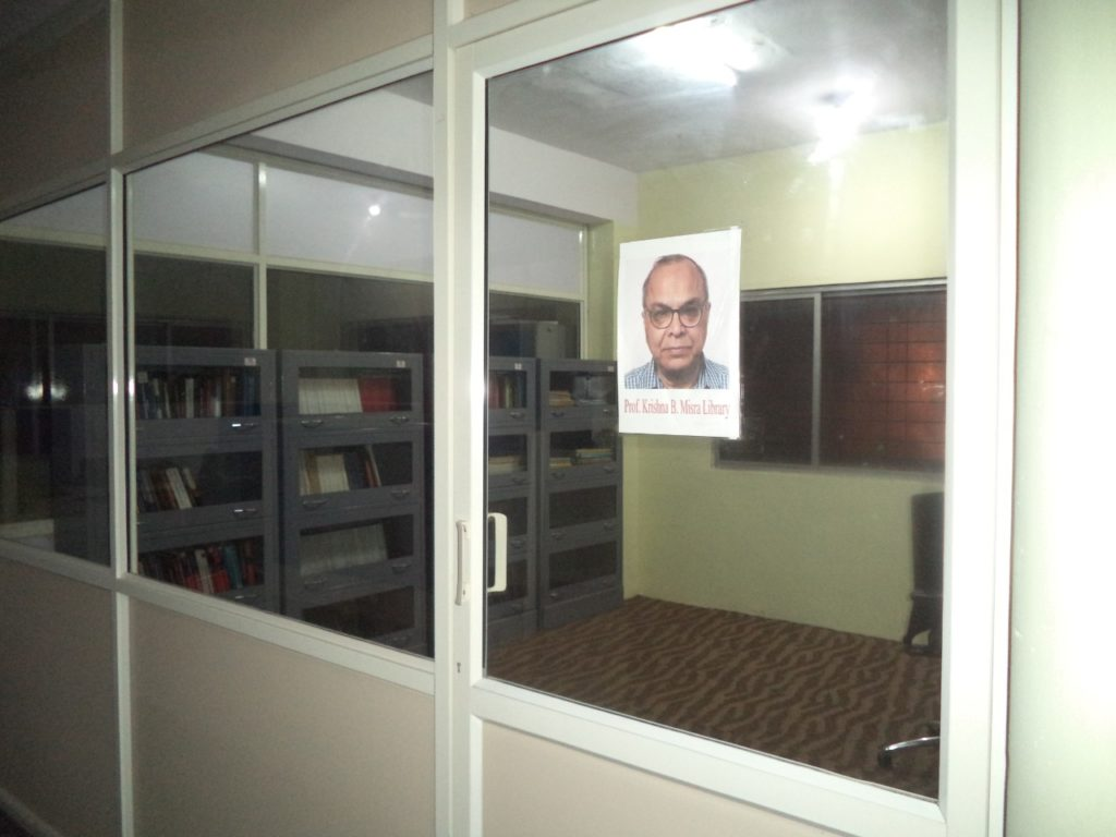 Library at BE Analytic Solutions, Bengaluru