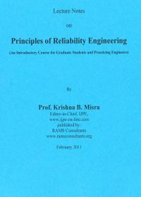 Principles of Reliability Engineering