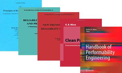 Books by Professor Krishna B Misra